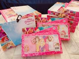 《日本單Disney 貨》純棉公主內褲