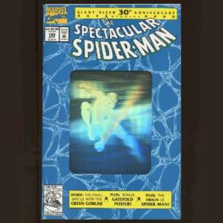 Spectacular Spiderman spider-man #189 Marvel 1st Print