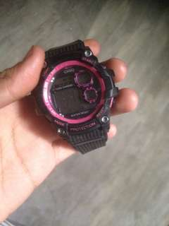 Baby g Casio (water resist)