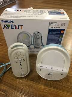 Baby Monitor Avent