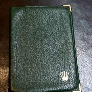 Rolex passport