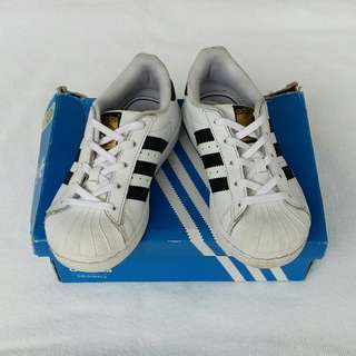 Authentic Adidas Superstar for kids
