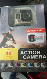 Action Cam h9