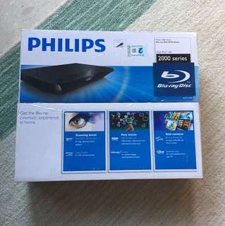 Philips Blu-Ray & DVD Player