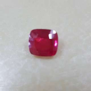 Natural Ceylon ruby
