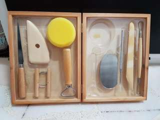 Clay Making Tools