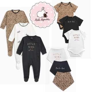 KIDS/ BABY - Sleepsuit/ bodysuit/ bib
