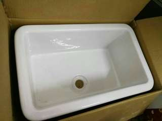 BASIN H9 W14.5 L22.5 inches