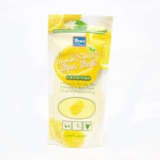 Yoko Lemon Spa Salt