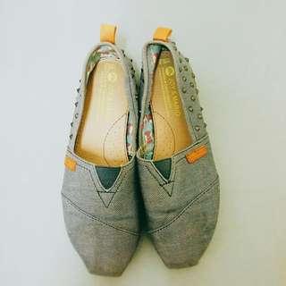美國購入 Joy & Mario 美國手工休閒女鞋