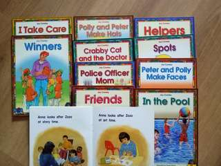 Early readers for young children