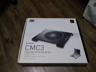 Coolermaster Notepal CMC3 laptop cooling pad
