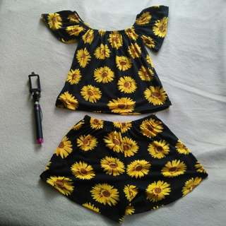 Sunflower set
