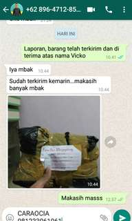 Testi Customer CARAOCIA