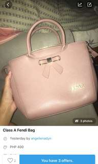 SALE!! Fendi Bag