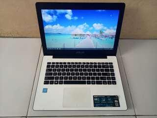 Asus Generasi ke-6th Skylake X453SA Intel Celeron N3050 Memory 2/500GB
