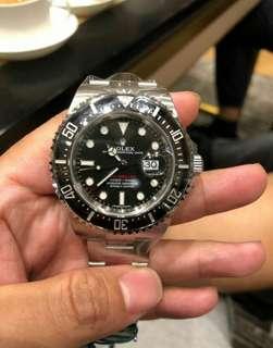 勞力士海使型系列126600腕表