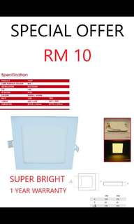 LED downlight super bright