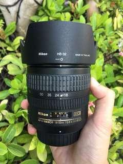 🚚 曙光數位 Nikon 18-70mm F3.5-4.5G ED