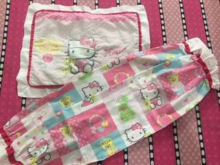Hello Kitty pillows & bolsters