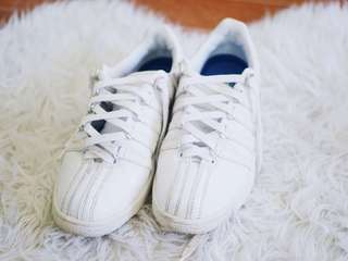 Kswiss White Trainers
