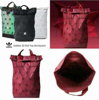Instock Authentic Issey Miyake Bagpack - all colours availq
