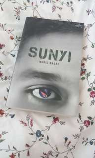 Novel Fixi : Sunyi ( BM)