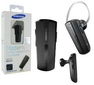 Samsung Bluetooth Headset - HM1200 全新/Brand New