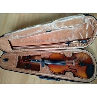 Good Working Violin For Kid Ideal For Beginner