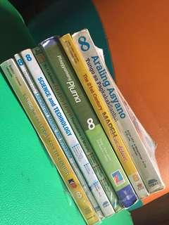 Grade 8 Textbook Bundle
