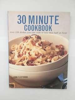 30 min cookbook
