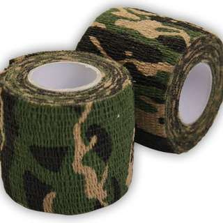 Waterproof Camouflage Green Wrap