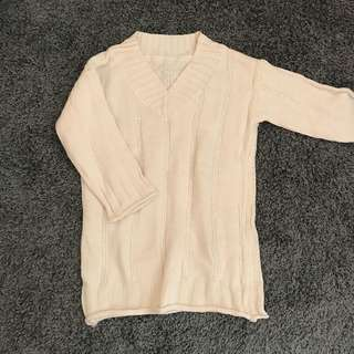 (NEW) Dress Sweater