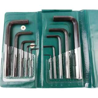 10 in 1 hex wrench Allen Key Set (MM/AF)