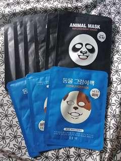 Animal mask take all