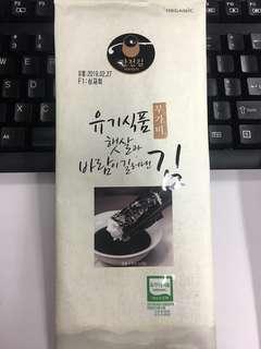 韓國直送 MANJUN Organic有機紫菜