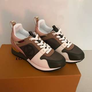 LV runners (pink)
