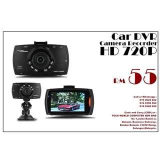 Car DVR Camera Recorder HD 720P