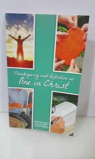 Daily Devotion 2015 - Thanksgiving and Reflection as One In Christ