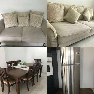 MOVING OUT SALE Furniture and Kitchen appliances