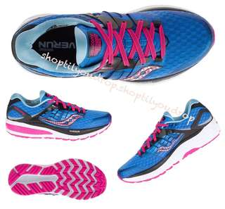 Saucony Running Shoes not nike adidas skeckers lacoste crocs melissa