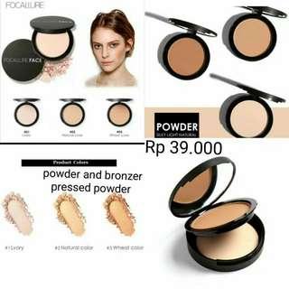 (PO) Focallure Face Powder 3 shades