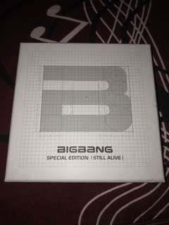 BIGBANG Still Alive Album