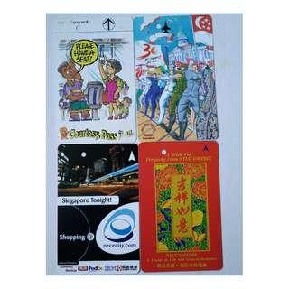 🚚 SMRT / Transitlink Cards