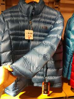 The north face TNF 全新羽絨 800