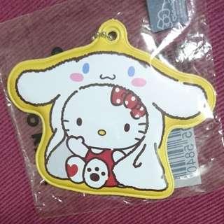 🚚 711 kitty大耳狗 行李吊牌 換物
