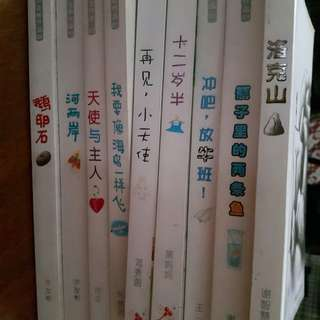 红蜻蜓小说 Chinese Novels ( 2 FOR RM15 )