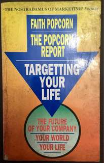 The Popcorn Report by Faith Popcorn