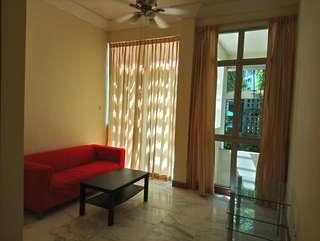 Upper Bukit Timah Gardenvista Condo near King Albert Park MRT Studio 1 Bedder + Study Whole Unit for Rent