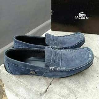 Asli import sepatu original lacoste